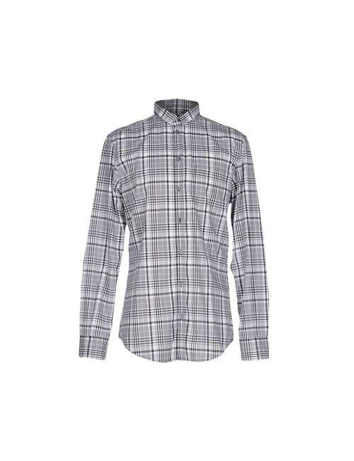 D&G | Мужская Серая Pубашка