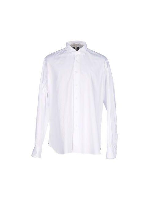 Orian | Мужская Белая Pубашка