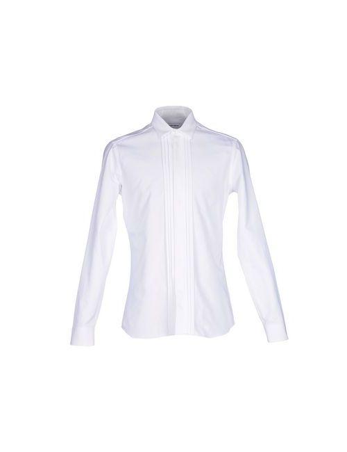 Mauro Grifoni | Мужская Белая Pубашка