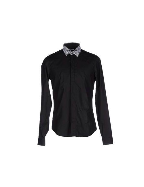 Kenzo   Мужская Чёрная Pубашка