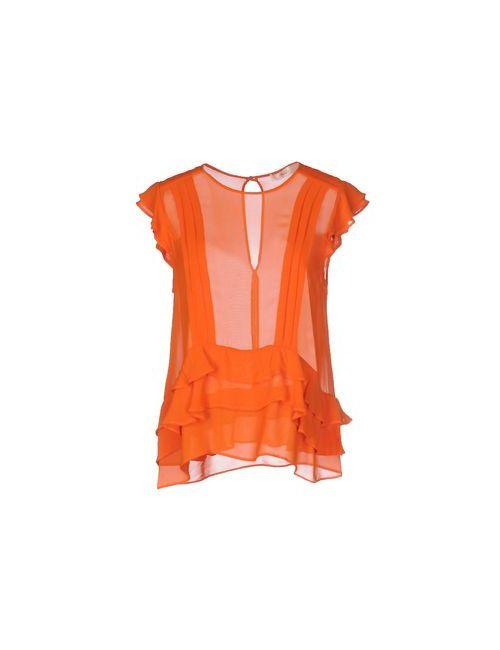 Suoli | Женская Оранжевая Блузка