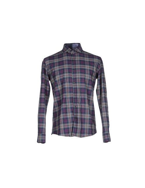 Quintessence | Мужская Фиолетовая Pубашка