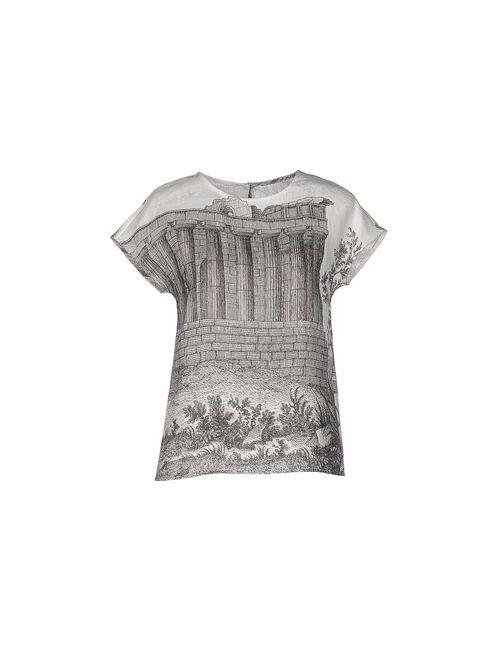 Dolce & Gabbana | Женская Белая Блузка