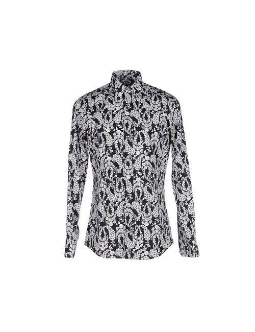 Dolce & Gabbana | Мужская Черный Pубашка
