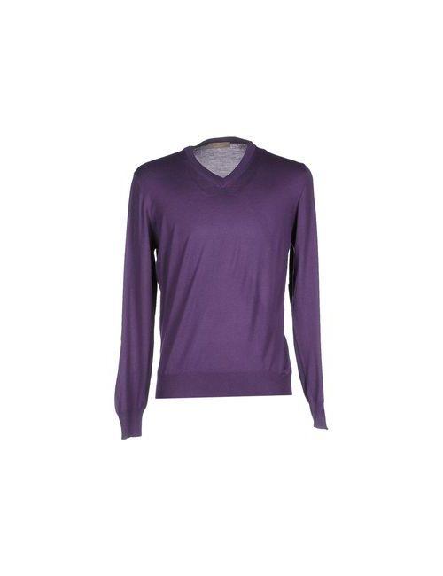 Cruciani   Фиолетовый Свитер