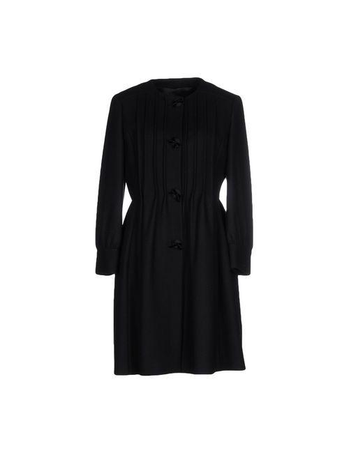 Red Valentino   Мужское Черный Пальто