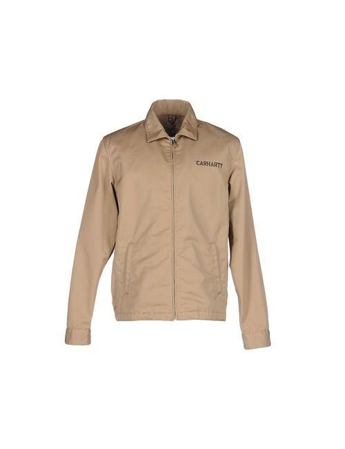 Carhartt | Мужская Бежевая Куртка