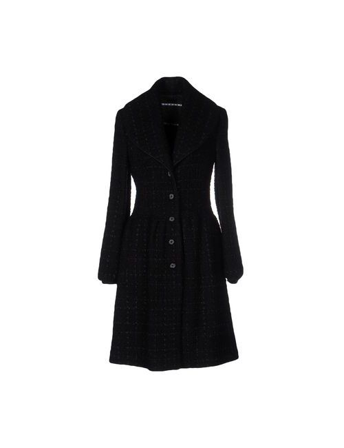 Richmond X | Мужское Чёрное Пальто