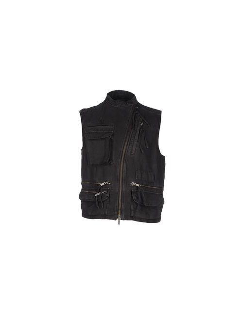 Haider Ackermann   Мужская Чёрная Куртка