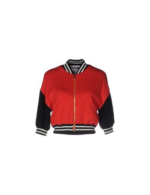 Moschino Couture | Мужская Красная Куртка