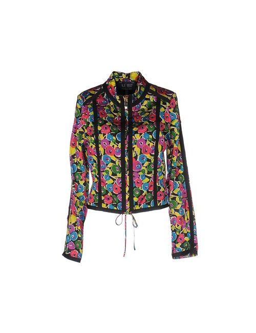 ARMANI JEANS   Мужская Фиолетовая Куртка