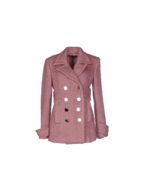 Gucci | Мужское Розовое Пальто