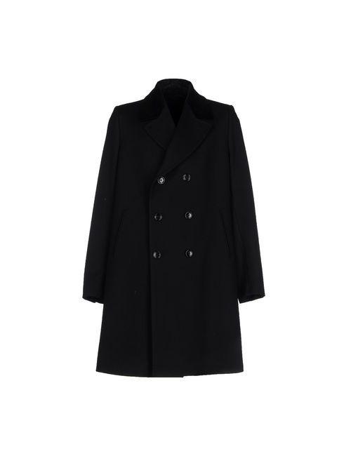 Gucci | Мужское Чёрное Пальто