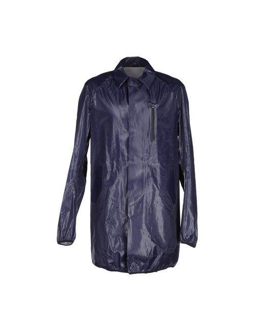 Mauro Grifoni | Мужское Синее Легкое Пальто