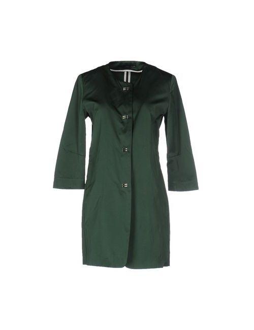 Brian Dales | Мужское Зелёное Легкое Пальто