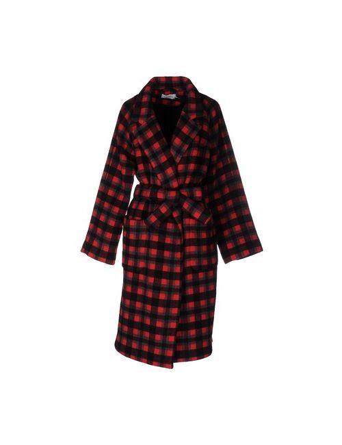 Ganni | Мужское Красное Пальто