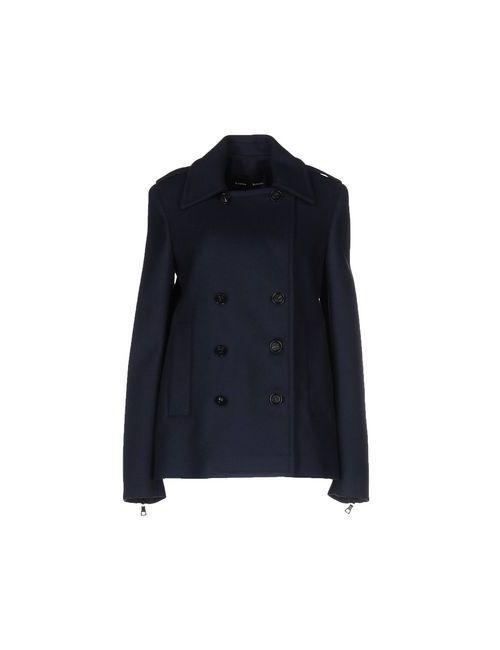 Proenza Schouler | Мужское Синее Пальто
