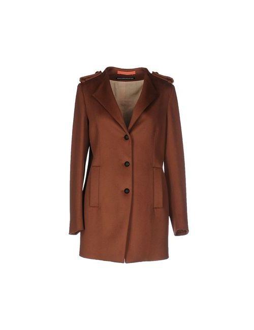 New York Industrie | Мужское Коричневое Пальто