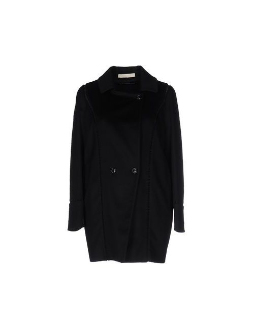 New York Industrie   Мужское Чёрное Пальто