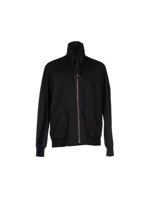 Damir Doma | Мужская Чёрная Куртка