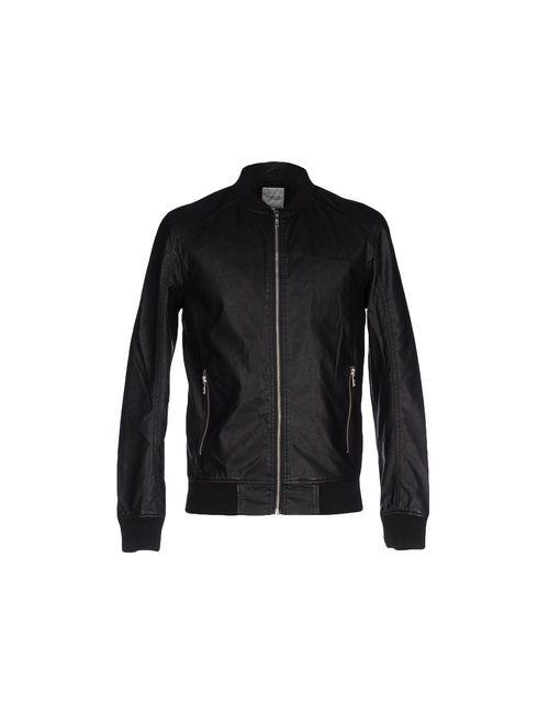 Jack & Jones Premium   Мужская Чёрная Куртка