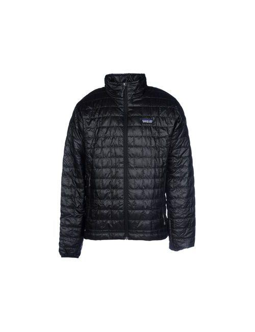Patagonia | Мужская Чёрная Куртка