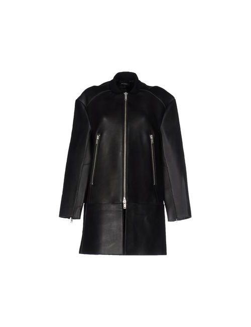 Muubaa | Мужская Чёрная Куртка