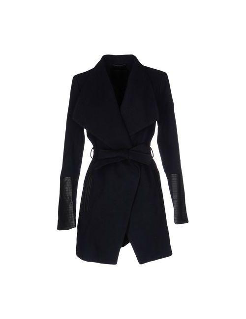 Vero Moda | Мужское Синее Пальто