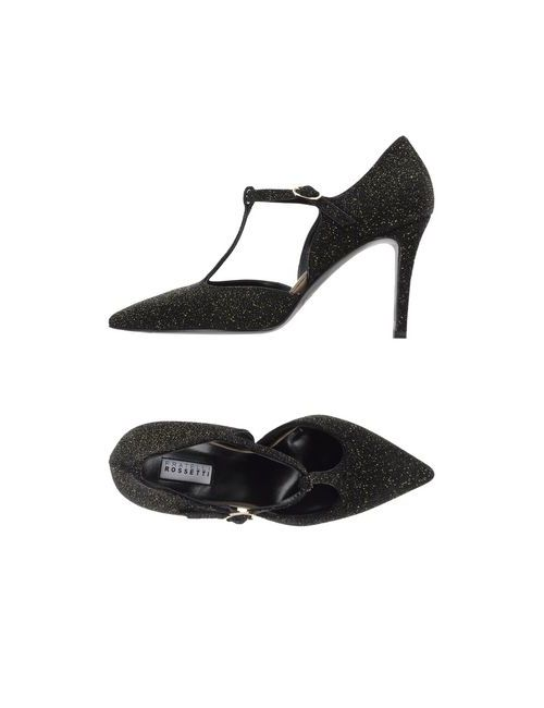 Fratelli Rossetti | Женские Чёрные Туфли