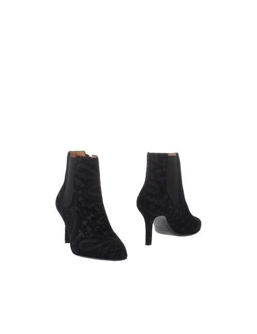 Fratelli Rossetti | Женские Чёрные Полусапоги И Высокие Ботинки