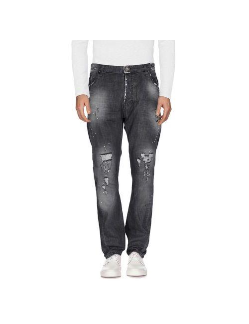 Liu •Jo Jeans | Мужские Серые Джинсовые Брюки