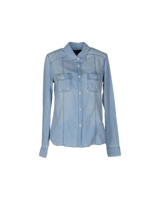 Joe'S Jeans | Мужская Синяя Джинсовая Рубашка
