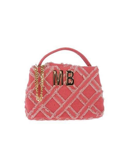 Mia Bag | Женская Розовая Сумка На Руку