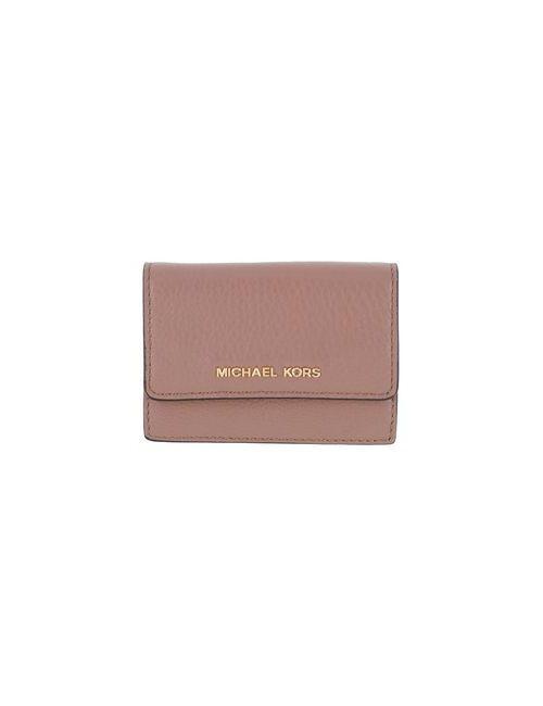 Michael Michael Kors | Мужской Розовый Кошелек Для Монет