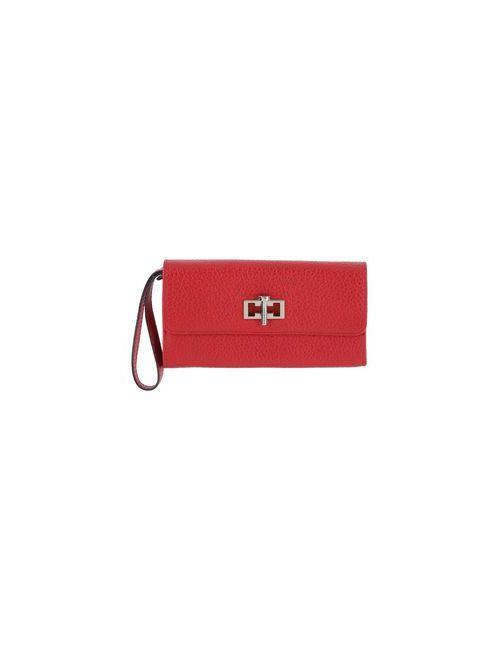 Carven | Женский Красный Бумажник