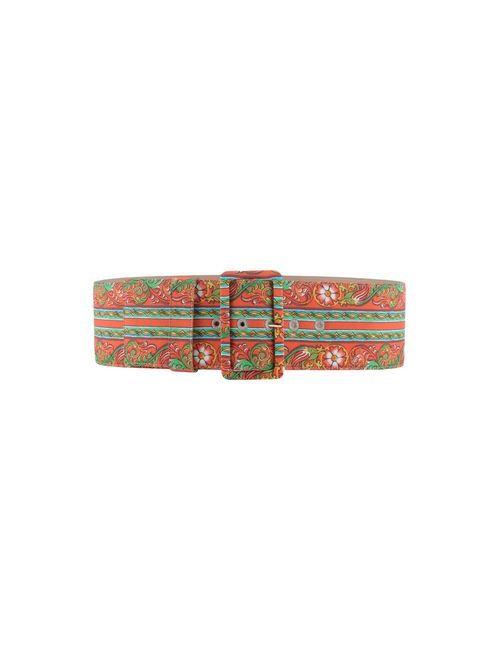 Dolce & Gabbana   Мужской Красный Ремень