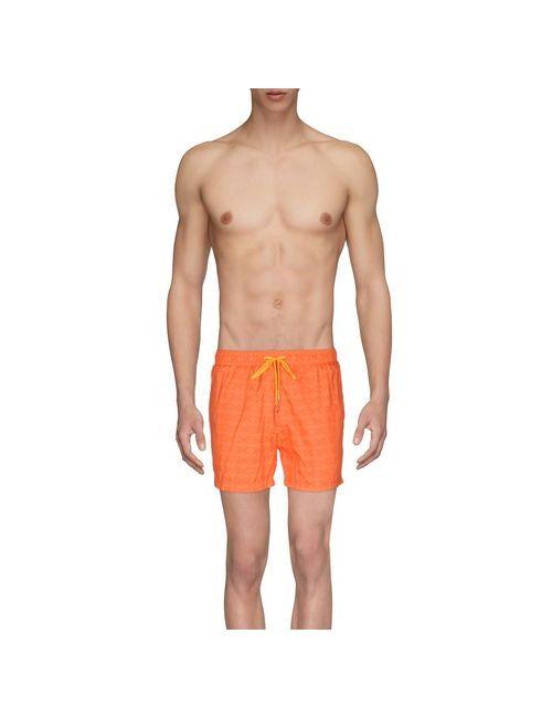 MAKE YOUR ODYSSEY | Мужские Оранжевые Шорты Для Плавания