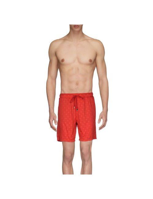 MAKE YOUR ODYSSEY | Мужские Красные Шорты Для Плавания