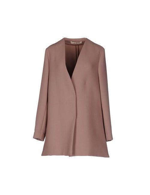 Marni | Мужское Коричневое Пальто