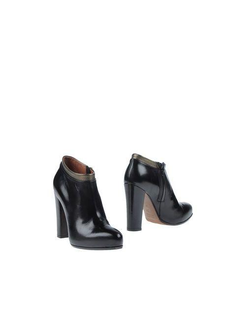 L' Autre Chose | Женские Чёрные Ботинки