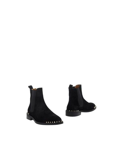 RAS | Женские Чёрные Полусапоги И Высокие Ботинки