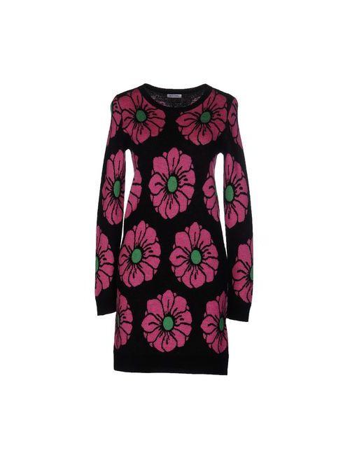BeaYukMui | Женское Чёрное Короткое Платье