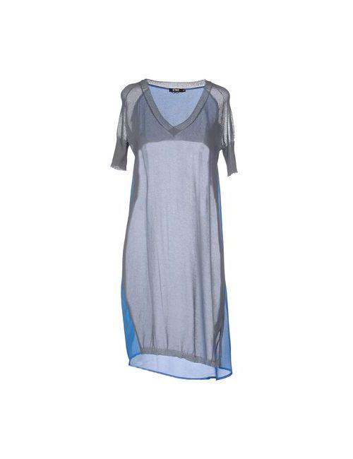 C'N'C' Costume National | Женское Серое Короткое Платье