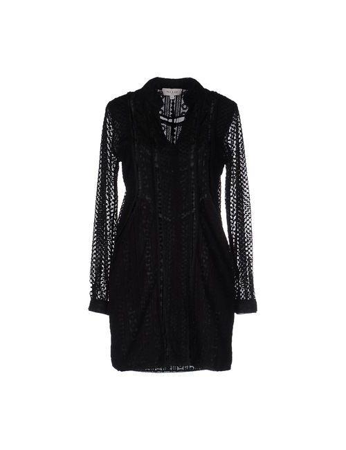 Paul & Joe | Женское Чёрное Короткое Платье