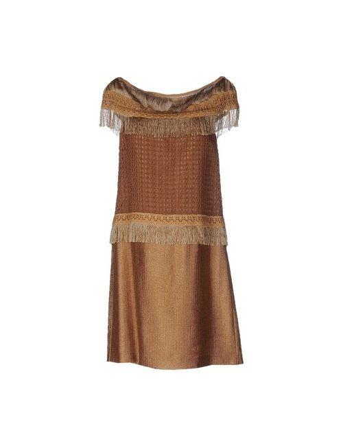 Alberta Ferretti | Женское Короткое Платье