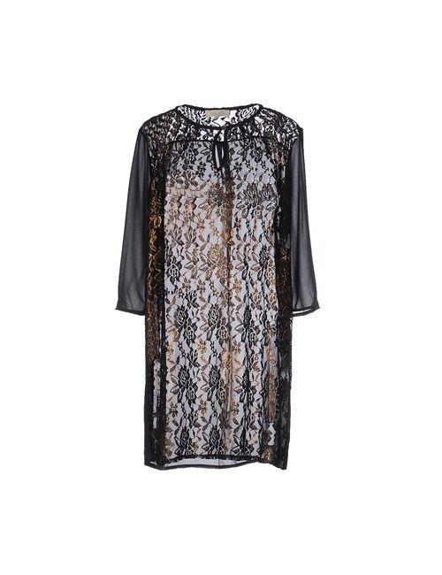 Lou Lou London | Женское Черный Короткое Платье