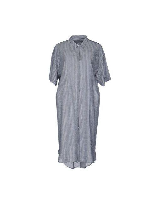 Minimum   Женское Синее Платье До Колена