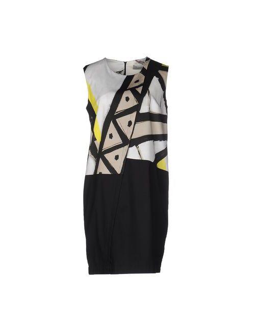 D.exterior | Женское Чёрное Короткое Платье