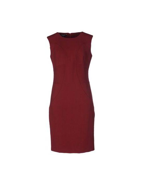 ALBERTA ANTICOLI | Женское Фиолетовое Короткое Платье