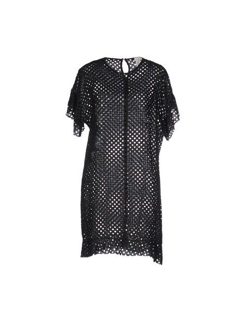 INTROPIA | Женское Черный Короткое Платье